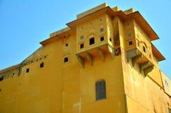 Palacio indio Fotografía de archivo libre de regalías