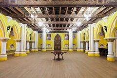 Palacio interior de Bangalore fotografía de archivo