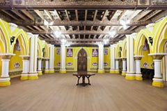Palacio interior de Bangalore foto de archivo