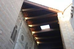 Palacio islámico viejo en El Cairo, Egipto Fotografía de archivo libre de regalías