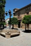 Palacio La Rambla, Ubeda, Spain. Stock Photos