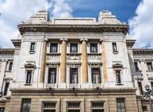 Palacio Legislativo a Montevideo, Uruguay Fotografia Stock Libera da Diritti