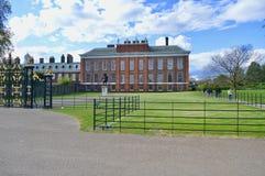 Palacio Londres de Kensington fotos de archivo