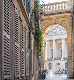 Palacio los duques de Borgoña 3 Imagen de archivo libre de regalías