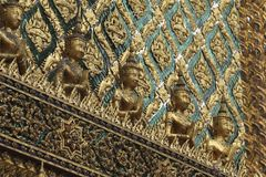 Palacio magnífico Fotos de archivo libres de regalías