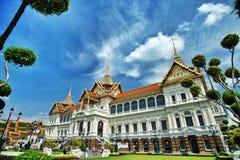 Palacio magnífico Fotografía de archivo