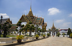Palacio magnífico, Bangkok Imagen de archivo
