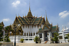 Palacio magnífico, Bangkok Fotos de archivo libres de regalías