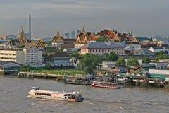 Palacio magnífico, Bangkok Fotografía de archivo libre de regalías