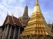 Palacio magnífico, Bangkok Foto de archivo