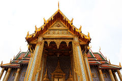 Palacio magnífico - Bangkok, Tailandia Imagen de archivo