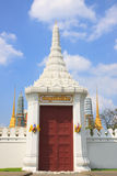 Palacio magnífico Bangkok Tailandia Foto de archivo libre de regalías