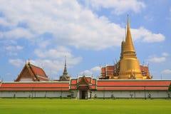 Palacio magnífico Bangkok Tailandia Imagen de archivo