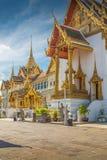 Palacio magnífico Bangkok Tailandia Fotos de archivo libres de regalías