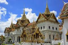 Palacio magnífico, Bangkok, Tailandia Foto de archivo libre de regalías