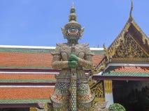 Palacio magnífico Bangkok, Tailandia Foto de archivo