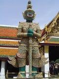 Palacio magnífico de Bangkok   Foto de archivo