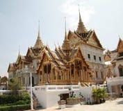 Palacio magnífico de Bangkok Foto de archivo libre de regalías