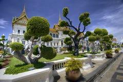 Palacio magnífico de Bangkok Imagenes de archivo