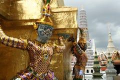 Palacio magnífico de Bangkoks imagen de archivo libre de regalías