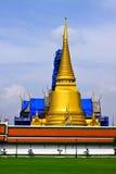 Palacio magnífico de Tailandia Fotografía de archivo