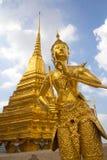 Palacio magnífico de Tailandia, Bangkok Fotografía de archivo libre de regalías