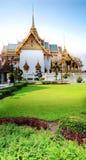 Palacio magnífico en Bangkok Fotos de archivo
