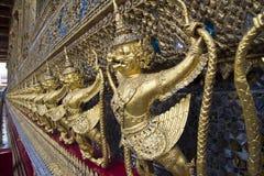 Palacio magnífico en Bangkok foto de archivo libre de regalías