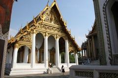 Palacio magnífico en Bangkok Foto de archivo