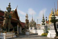 Palacio magnífico en Bangkok Fotografía de archivo libre de regalías