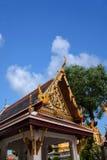 Palacio magnífico en Bangkok, Tailandia Foto de archivo libre de regalías