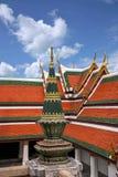 Palacio magnífico en Bangkok, Tailandia Imagen de archivo