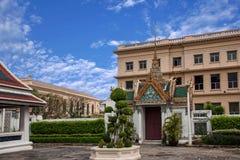 Palacio magnífico en Bangkok, Tailandia Fotografía de archivo