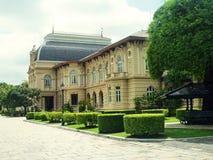 Palacio magnífico en Tailandia imagen de archivo