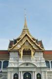 Palacio magnífico real en Bangkok Fotografía de archivo libre de regalías