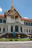 Palacio magnífico real en Bangkok Foto de archivo