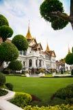 Palacio magnífico real en Bangkok Fotos de archivo
