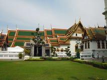 Palacio magnífico real en Bangkok Imagenes de archivo