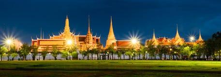Palacio magnífico tailandés Foto de archivo