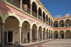 Palacio municipal en el EL Fuerte Imagenes de archivo