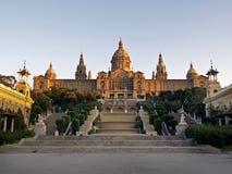 Palacio nacional Fotos de archivo