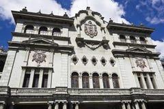 Palacio Nacional Stock Photo