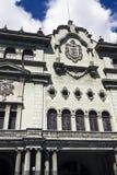 Palacio Nacional Royalty Free Stock Photo