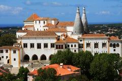 Palacio nacional Imagen de archivo libre de regalías