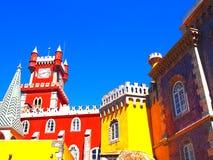 Palacio Nacional da Pena fotografie stock libere da diritti