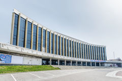 Palacio nacional de artes Foto de archivo
