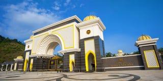 PALACIO NACIONAL DE ISTANA NEGARA - KUALA LUMPUR imagenes de archivo