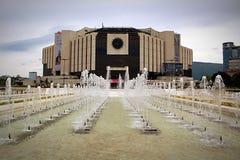 Palacio nacional de la cultura Fotos de archivo