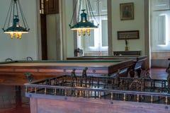 Palacio nacional de Mafra en Portugal imagen de archivo