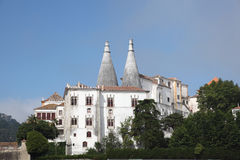 Palacio Nacional de Sintra Royalty Free Stock Photos